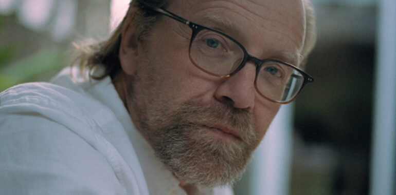 A Note on George Saunders, author of Lincoln in the Bardo, who will teach this year's CityLit Festival Master Class