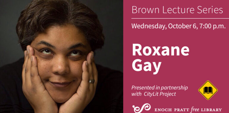 Join CityLit for an evening with Roxane Gay